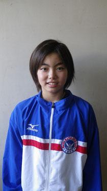 井田 真由選手