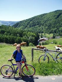 Mit Gitti in der Steiermark