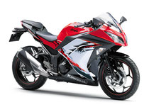 Ninja 250 ABS Special Edition パッションレッド×パールスターダストホワイト