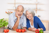 Havel Menü für Senioren