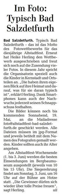 Quelle: Hildesheimer Allgemeine Zeitung vom 17.05.2018