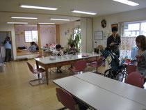 多目的室・機能訓練室兼食堂