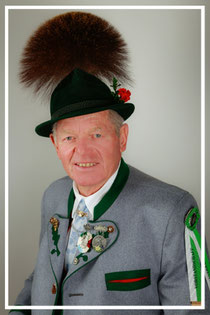 Peter Eicher 1. Gauvorstand