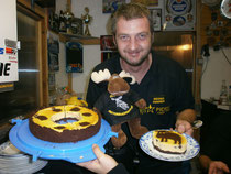19.11.2011 Saisonabschluß 2011 und Bilderabend von Mutschos Weltreise