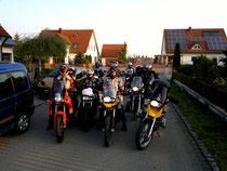 22-24.4.2011 Ostern Gardsee