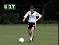 Beispiel aus Fußball-DVD