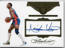 ISIAH THOMAS / Super Signatures - No. SS-IT  (#d 18/25)
