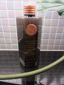 ハーンのアロママッサージオイル。マンダリンオレンジ系の香り^^