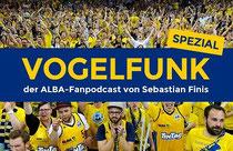 Von den Profis lernen: Im ALBA-FanPodcast von Sebastian Finis
