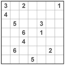 Dedalo Rätsel Nr. 4