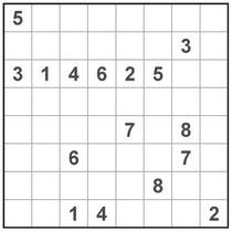 Dedalo Rätsel Nr. 7