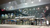 Endlich in Wien...