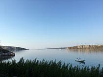 Morgenstimmung in Lefka
