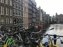 Amsterdam - wie man es kennt