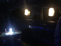 Lampions mit Hakenmagneten