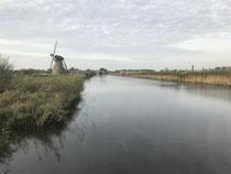 Historische Windmühlen Kinderdijk
