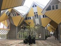 Rotterdam Kubus-Häuser