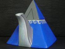 Théière pyramide