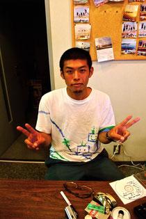 YASUさんまたお会いしましょう!!