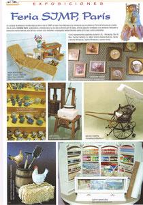 Publicación revista Miniatures año 17 nº 174
