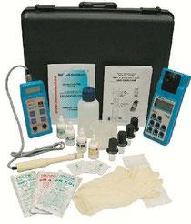 analizadores agua consumo