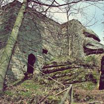 Der große Waldstein, Sparneck