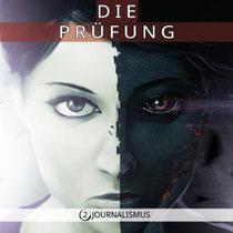 CD Cover - Die Prüfung - Teil 2 Journalismus