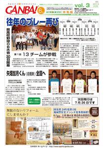 スポーツコム・ガンバ(中毛版)3号