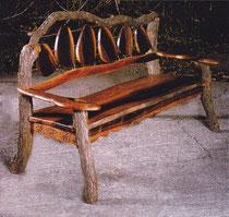 Bauhinia bench