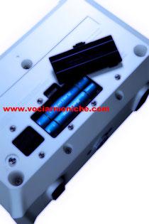 Roland Mobile BA : vano Batterie