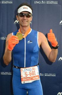 Paier Armin (VfB) beim NYC-Marathon 2013 ---- (3 St. 19 Min.)  Gratulation !