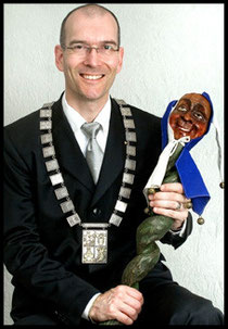 LFK-Präsident 2008/2009 Martin Dudle-Ammann