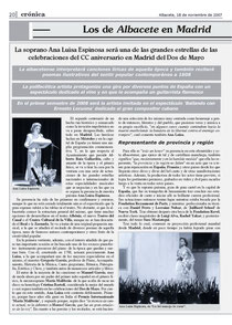 Revista CRONICA...