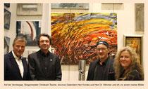 Annette Dyba Galerie gute Kunst kaufen Bilder Werke berühmt