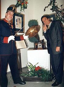 ORF-Meisterkochen mit Kammersänger Adolf Dallapozza
