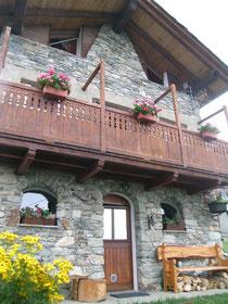 casa Maison Marcel Vénoz Saint Barthèlemy a Nus www.maisonmarcel.com
