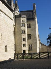 Château de Montsoreau.