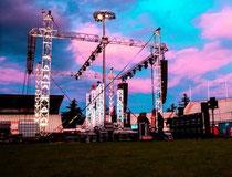 Location de sonorisation, éclairage et vidéo sur Narbonne, Béziers, Carcassonne, Perpignan, Agde, Sète, ...