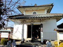 徳蔵寺五百羅漢堂