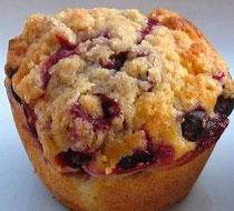 Recette des muffins