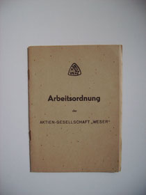 1950 vom Betriebsrat ausgegeben