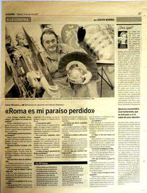 La Razón 21-04-2007