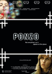 Ponzo Kurzfilm Festivalplakat