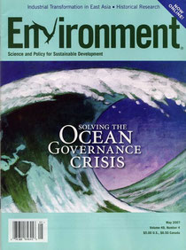 Summary of Work of the NCEAS Ocean Zoning Working Group, Environment, May 2007