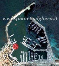 Posti barca Alghero-Aquatica
