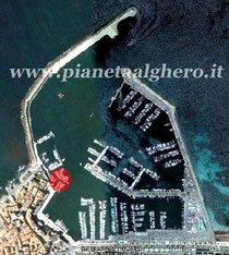 Posti barca Alghero-Alghemar
