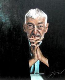 Vicente Ferrer - 60 x 73 cm.