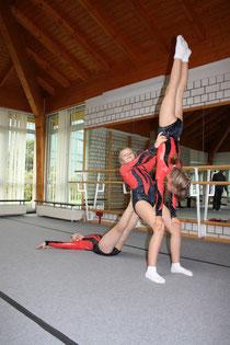 erfolgreiche Teilnahme bei den LM 2011 - Sarah Tilly, Marie Scheibe & Charlotte Schmidt