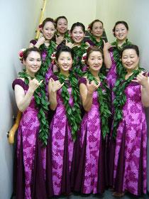 Hōkūleleクラス 曲:Pualililehua