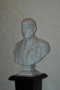 Busto di antenato- '800 Siciliano